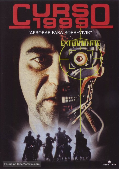 Class of 1999 - Spanish Movie Cover