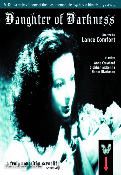 Daughter of Darkness - DVD movie cover