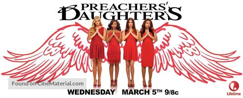 """Preachers' Daughters"" - Movie Poster"