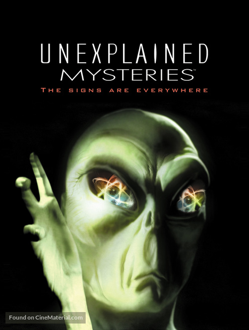 """Unexplained Mysteries"" - Movie Poster"