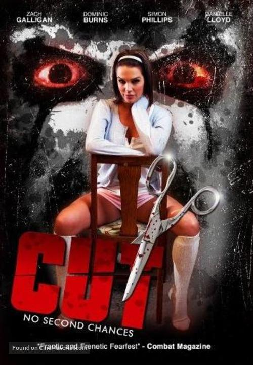 Cut - DVD cover