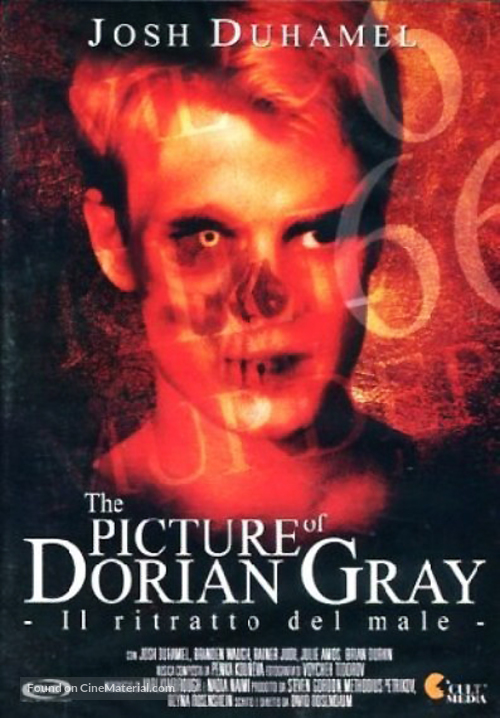 The Picture of Dorian Gray - Movie Cover