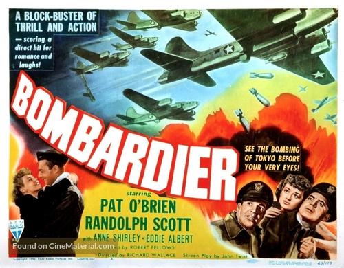 Bombardier - Movie Poster