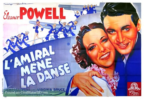 Born to Dance - Movie Poster