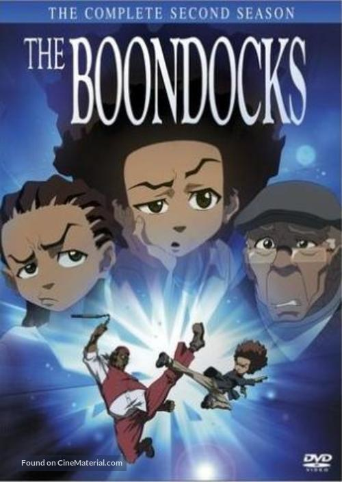 """""""The Boondocks"""" - Movie Cover"""