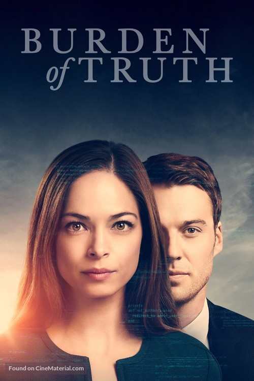 """""""Burden of Truth"""" - Canadian Movie Cover"""