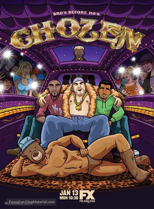 """Chozen"" - Movie Poster"