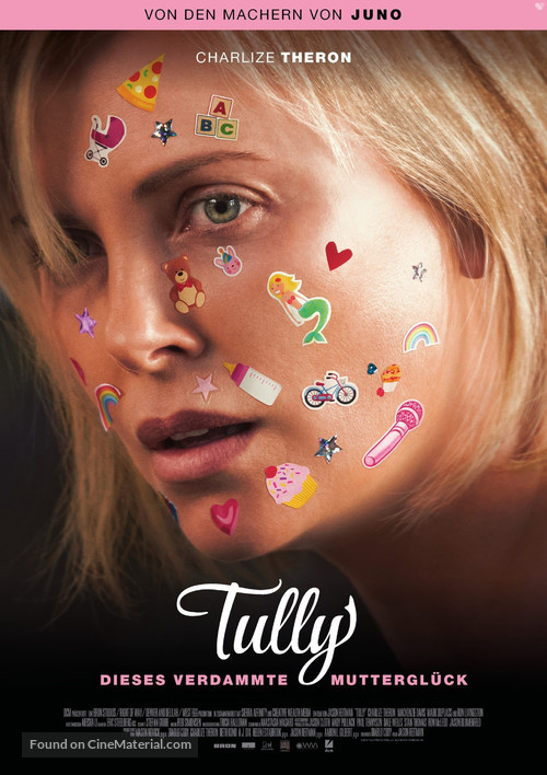 Tully - German Movie Poster