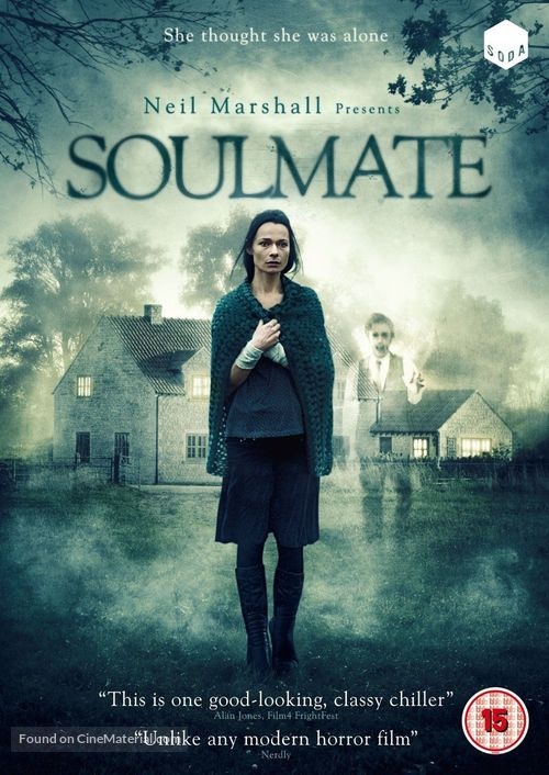 Soulmate - British DVD movie cover