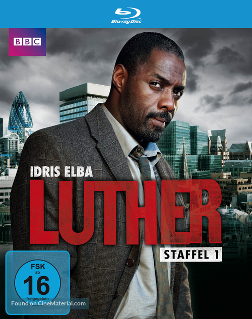 """""""Luther"""" - German Movie Cover"""