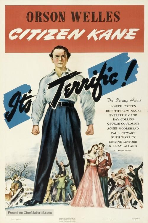 Citizen Kane - Movie Poster