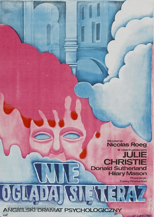 Don't Look Now - Polish Movie Poster