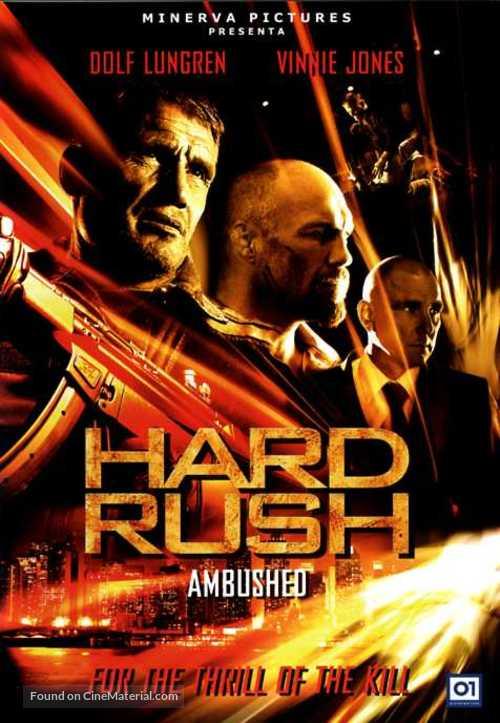 Ambushed - Italian DVD movie cover