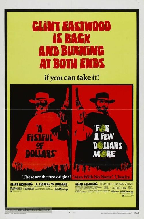 Per qualche dollaro in più - Movie Poster