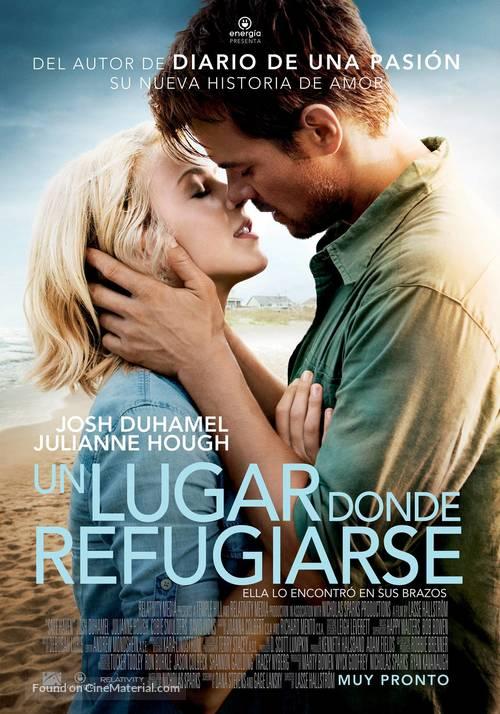 Safe Haven - Argentinian Movie Poster