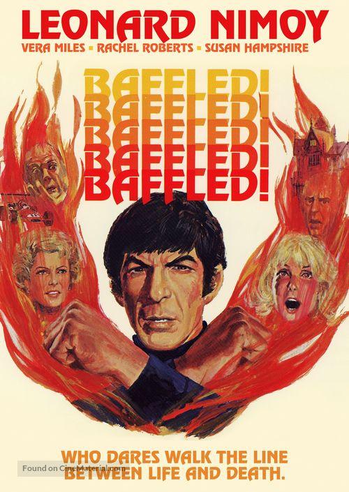 Baffled! - DVD movie cover