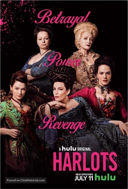 """Harlots"" - Movie Poster"