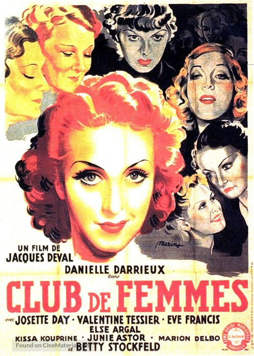 club de femmes
