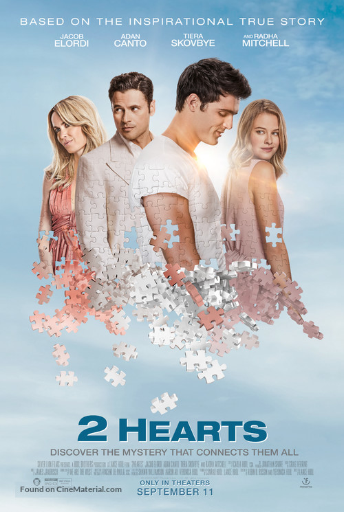 2 Hearts - Movie Poster