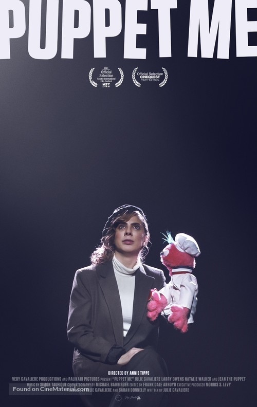Puppet Me - Movie Poster