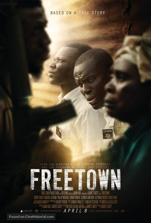 Freetown - Movie Poster
