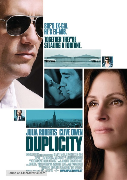 Duplicity - Movie Poster