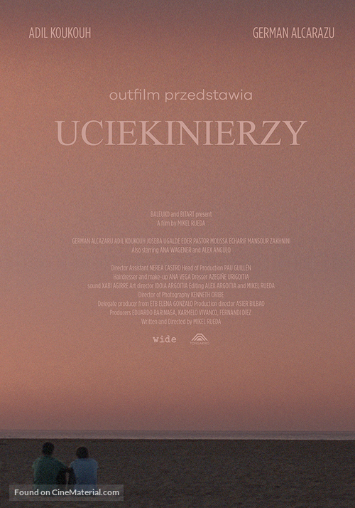 A escondidas - Polish Movie Poster