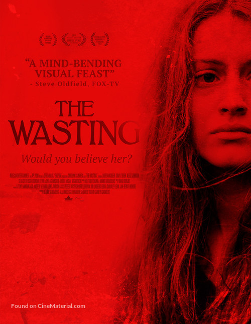 The Wasting - Canadian Movie Poster