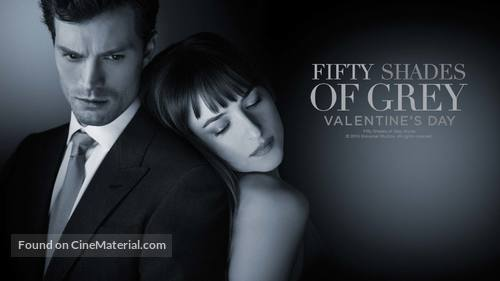 Fifty Shades of Grey - Movie Poster