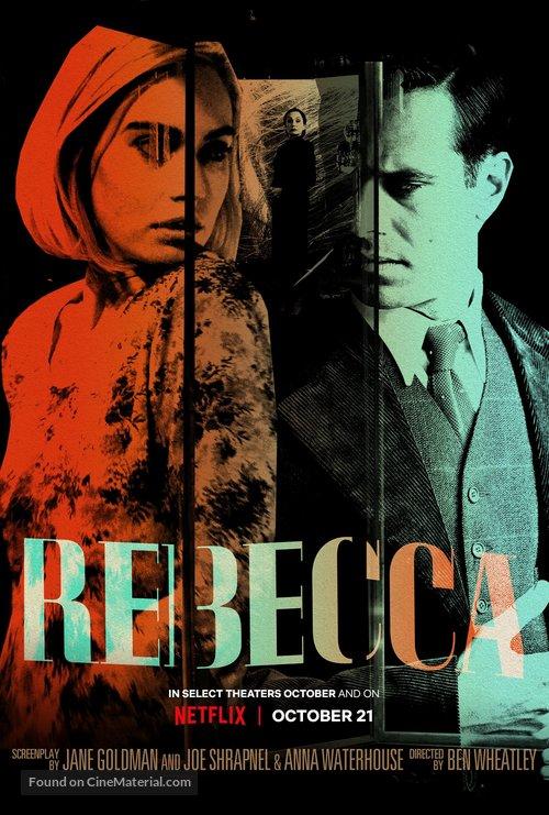 Rebecca - Movie Poster
