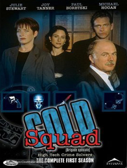 """""""Cold Squad"""" - Canadian DVD movie cover"""