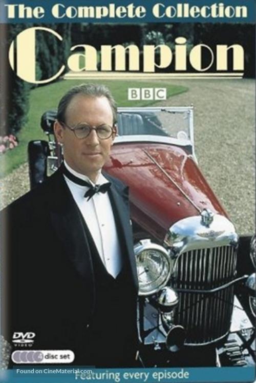 """""""Campion"""" - British Movie Cover"""