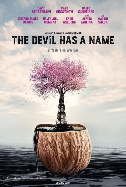 The Devil Has a Name - Movie Poster