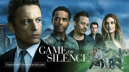 """Game of Silence"" - Movie Poster"