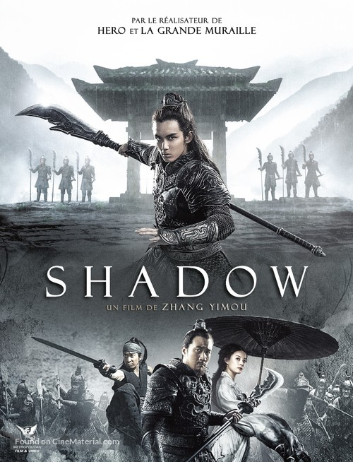 Shadow - French DVD movie cover