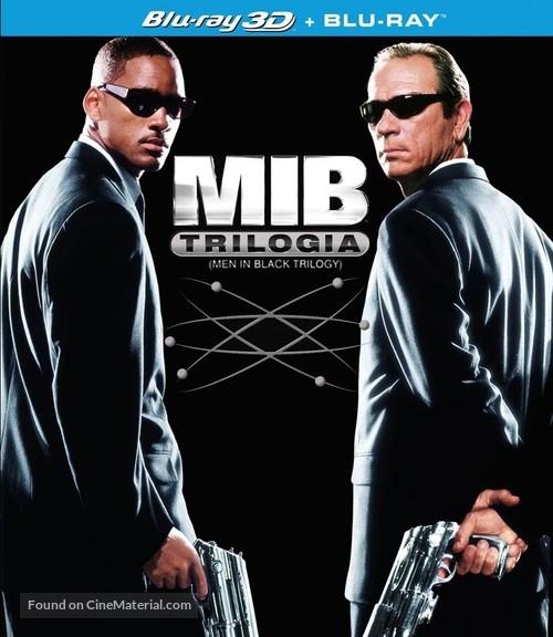 Men In Black - Brazilian Movie Cover
