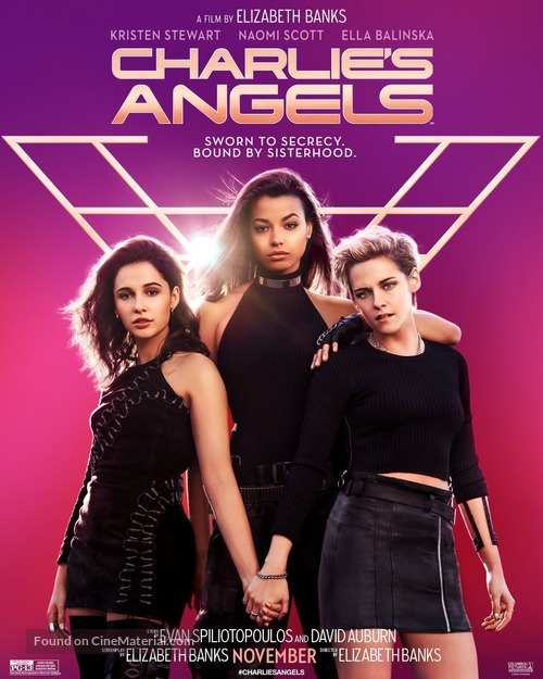 Charlie's Angels - Movie Poster
