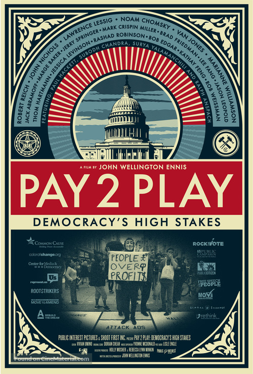 Pay 2 Play - Movie Poster