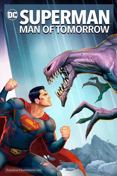 Superman: Man of Tomorrow - Movie Cover
