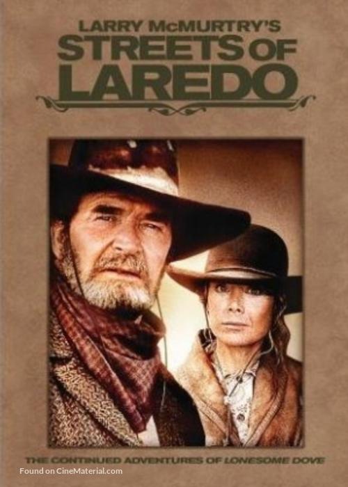 """Streets of Laredo"" - Movie Cover"