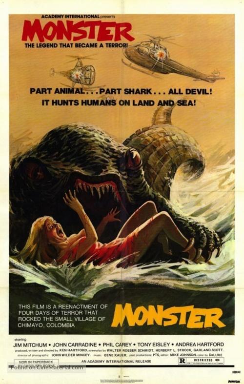 Monster - Movie Poster
