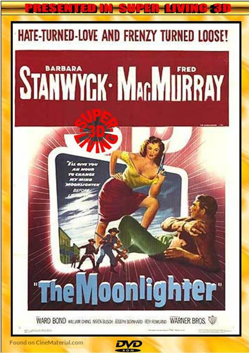 The Moonlighter - DVD movie cover