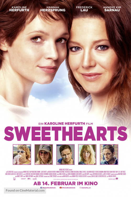 Sweethearts - Swiss Movie Poster