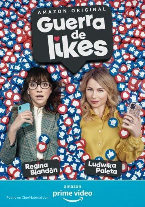 Guerra de Likes - Mexican Movie Cover