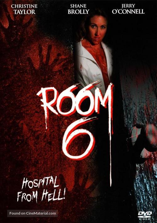 Room 6 - German DVD movie cover