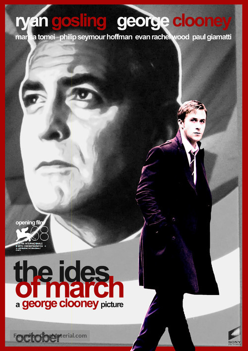 The Ides of March - Canadian Movie Poster