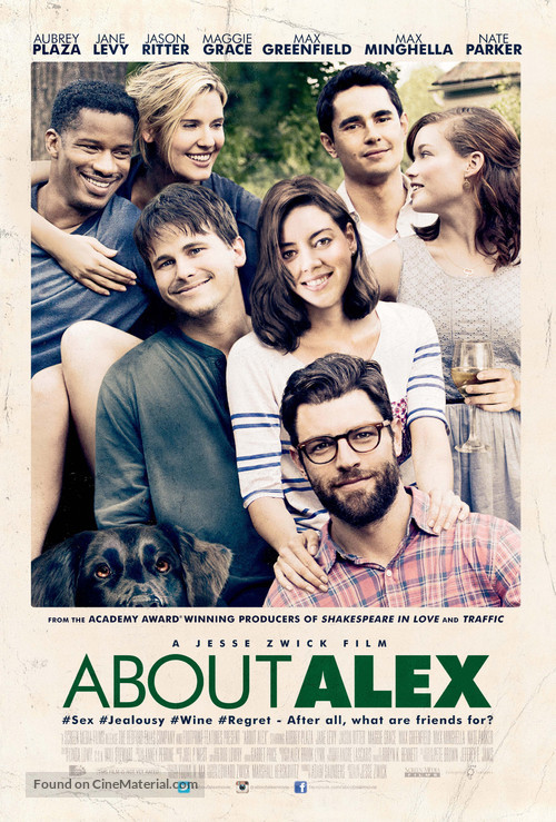 About Alex - Movie Poster