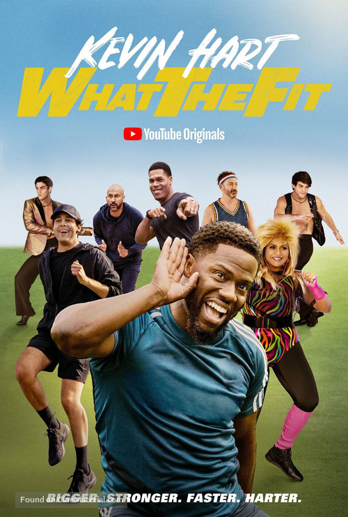 """""""Kevin Hart: What the Fit"""" - Movie Poster"""