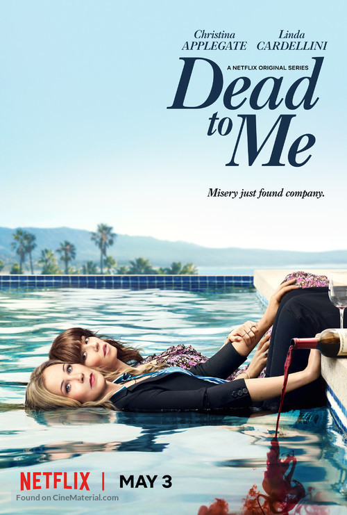 """""""Dead to Me"""" - Movie Poster"""