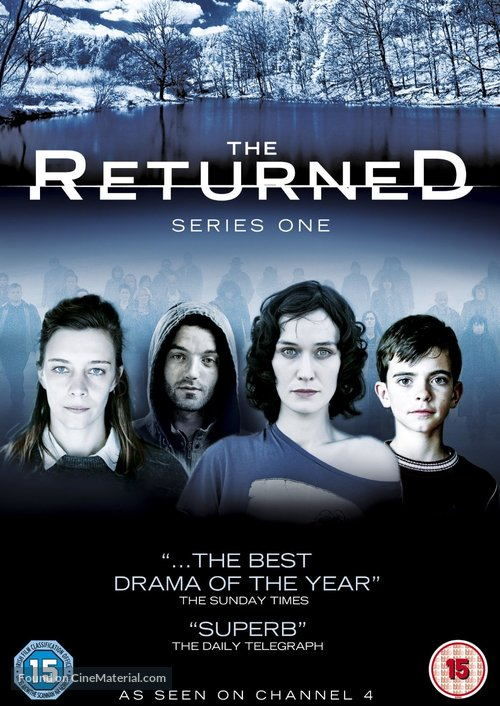 """The Returned"" - British Movie Cover"